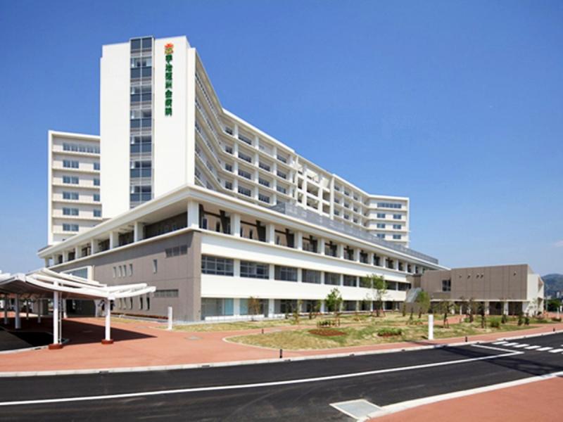 宇治徳洲会病院 移転新築工事